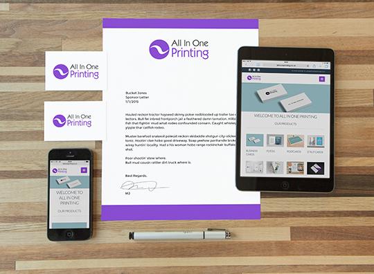 Letterhead Paper Printing